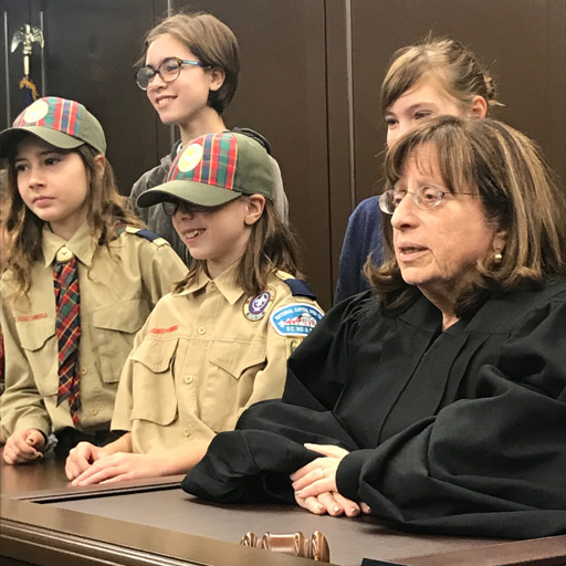 Schedule - Scouts BSA Troop 248 for Girls